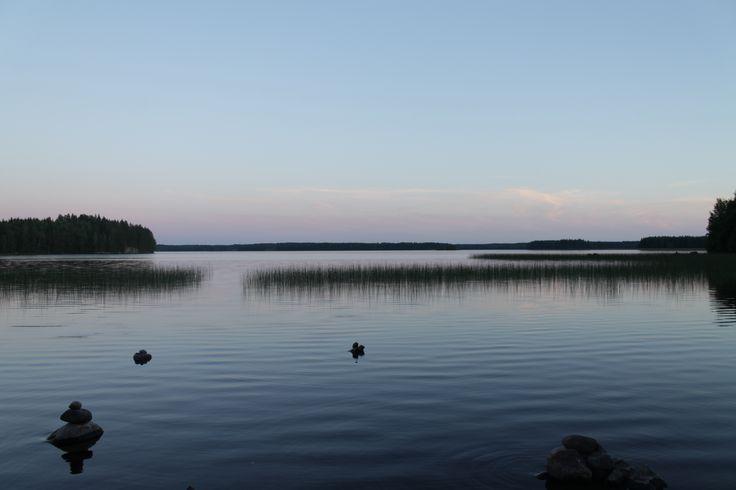 Längelmäenjärvi - Finland - Summer2015 - Etienne Poupelin