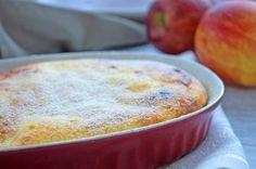 Apfel-Topfenauflauf schmeckt einfach fantastisch! Dieses Auflauf-Rezept stammt aus dem schönen Tirol.