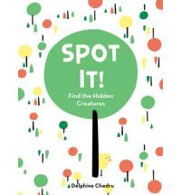 Spot It! by Delphine Chedru. Even I had trouble finding some of the pictures.