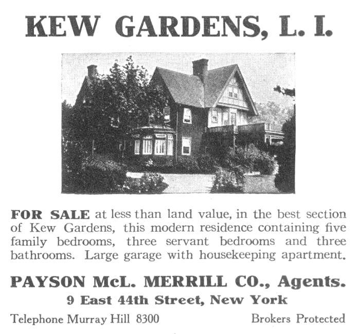 b9fce568907a6f781e1ab1f9723f5ced - Kew Gardens Road House For Sale