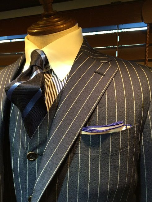 &B新宿South店 | パーソナルオーダースーツ・シャツの麻布テーラー | azabu tailor