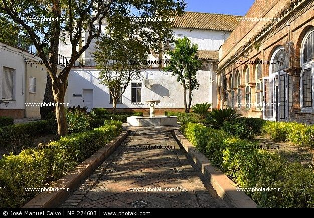 San Lazaro Hospital Gardens Sevilla