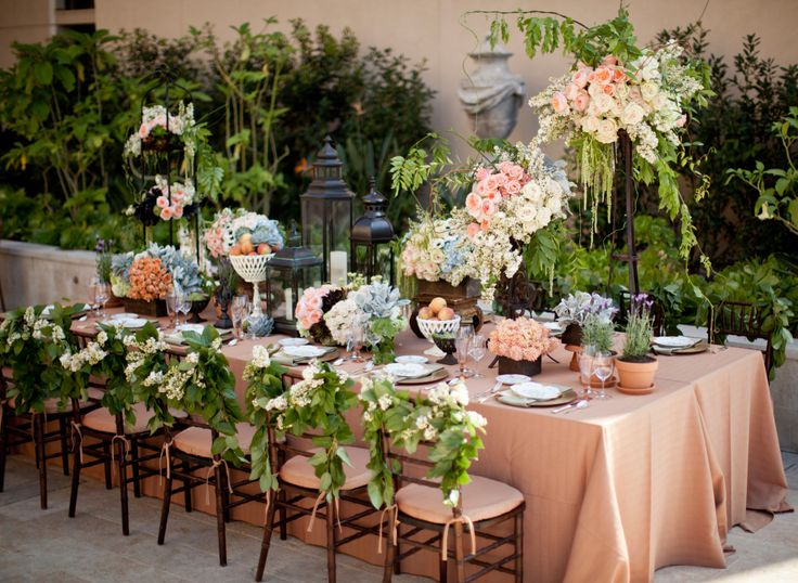 Top Garden Wedding Trends: 842 Best Wedding Tablescapes Images On Pinterest