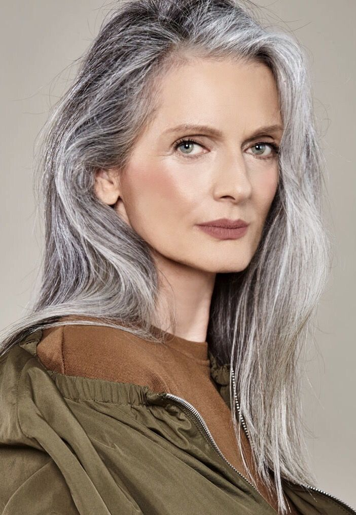 Grey White Silver Bedroom: Gray Hair Don't Care. Salt And Pepper Gray Hair. Grey Hair
