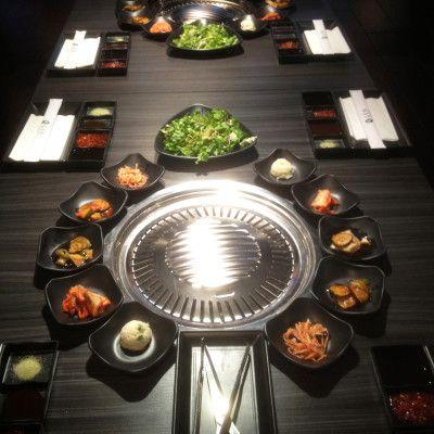 Gen Korean BBQ House - A: 3 B: 4.5