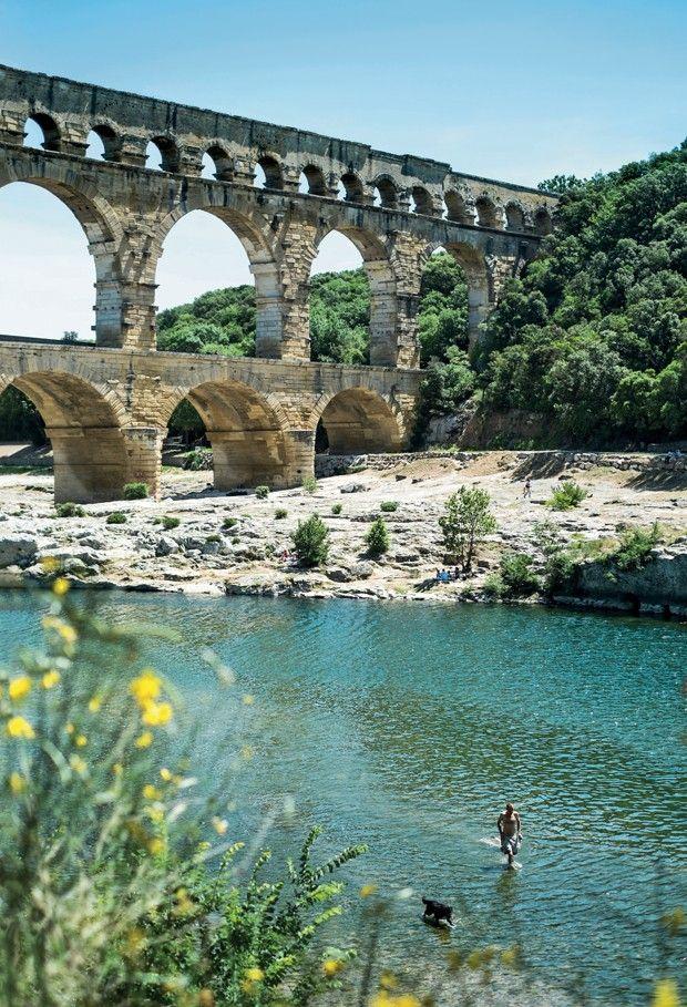 Uzès é o sul da França sem as praias e a ostentação