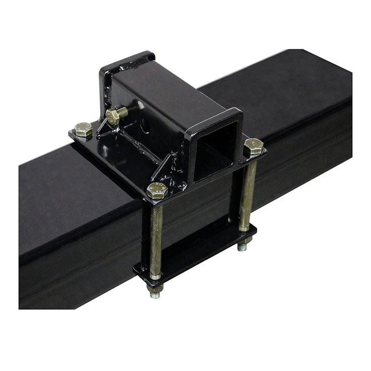 RV Bumper Hitch Adapter For Mounting Bike Rack Or Cargo Carrier 2 Inch NEW #QuickProducts #Custom