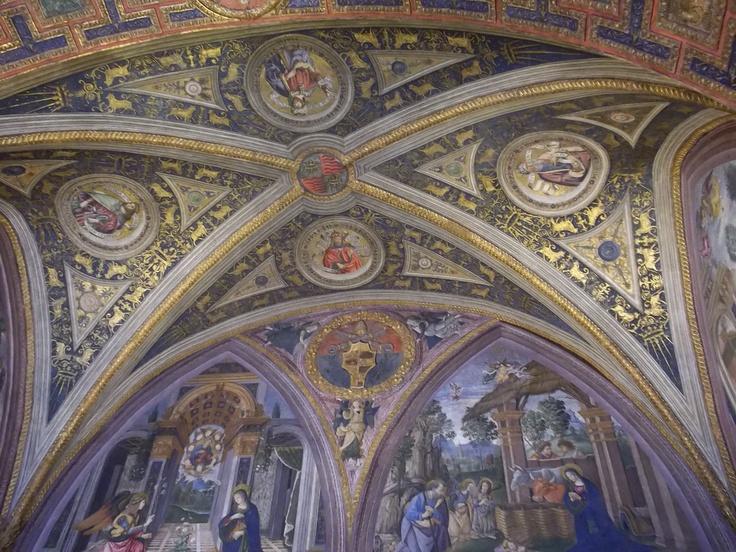 Les 90 meilleures images du tableau sistine chapel ceiling michelangelo buonarroti sur - Plafond chapelle sixtine michel ange ...