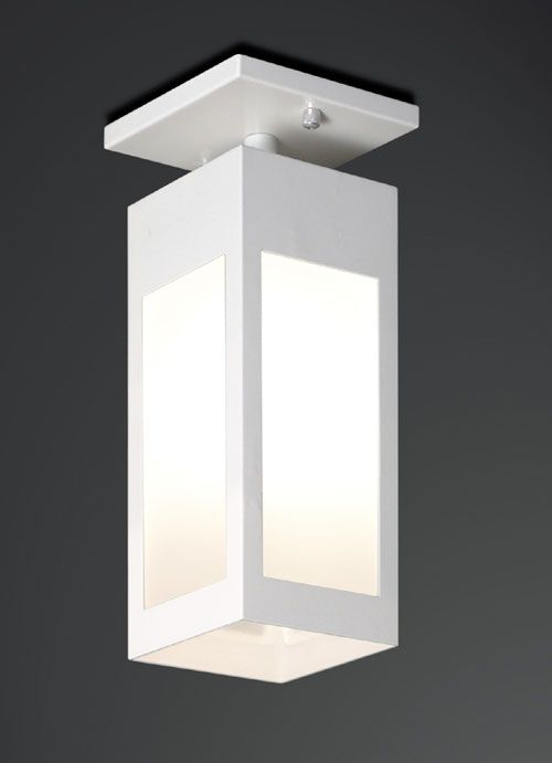 Plafons ou luminarias de sobrepor no teto