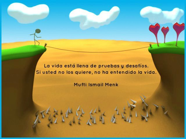 Islam; Menk; Mufti; Pruebas; vida; Citas; frases | Mufti ...