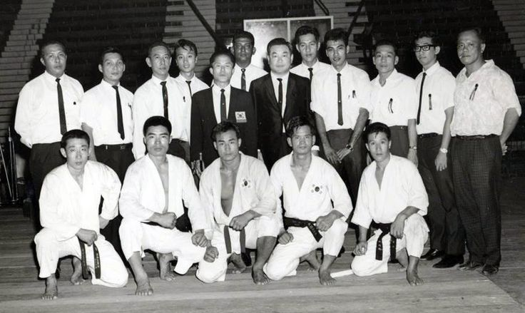 a history of tae kwon do Brief history of tae kwon do the first evidence of taekwondo was found about 2000 years ago in korean history a mural painting found in 1935 on the walls of.