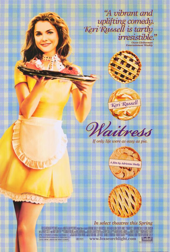 Waitress - This was an exceptionally good film. Often overlooked, but more than worth a watch.