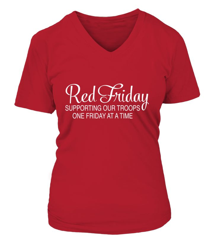 Newest item from our store: Red Friday One Fr.... Check it here: http://motherproud.com/products/red-friday-one-friday-at-a-time-t-shirts?utm_campaign=social_autopilot&utm_source=pin&utm_medium=pin