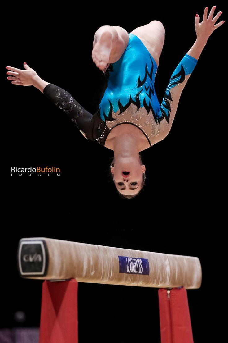 Carlotta Ferlito - ITA | Artistic Gymnastic  #fig #cbg #cob #canon…