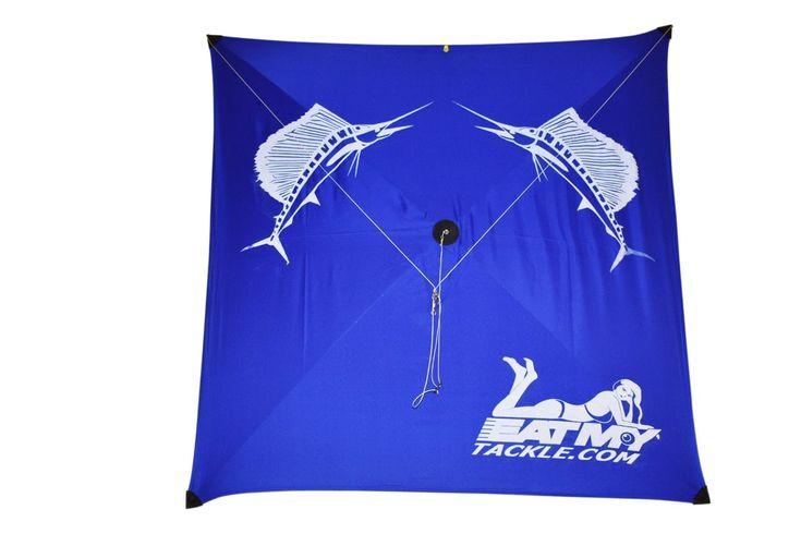 Blue Marlin Tournament Edition fishing kite  #fishing #angler #saltwater #saltwaterfishing #fishinglife #saltwaterlures #fishingtrip
