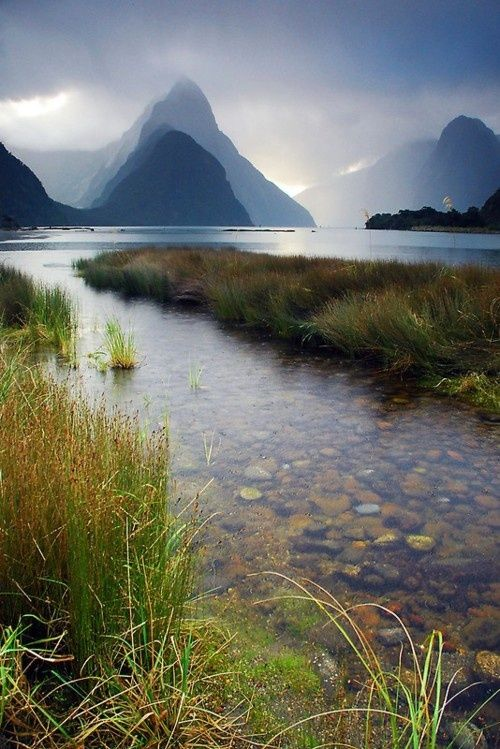 (Milford Moods) New Zealand