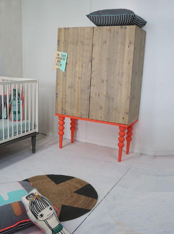 Design kindermeubels & accessoires | By June via Kinderkamerstylist