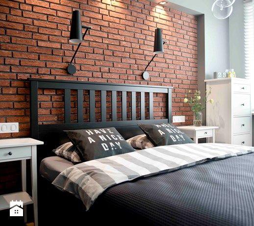 Sypialnia styl Skandynawski - zdj�cie od SHOKO.design