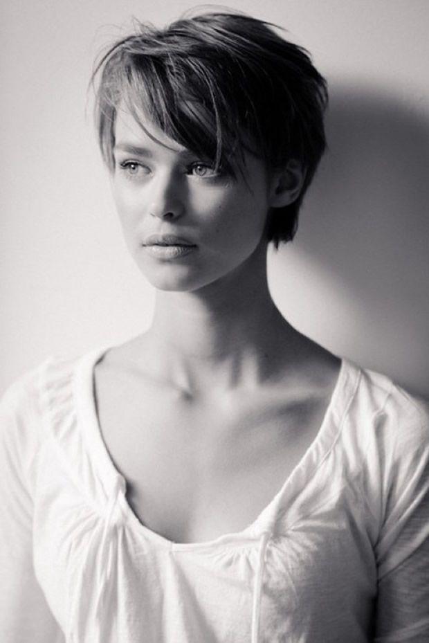 Cortes de pelo cortos y vanguardistas para mujeres