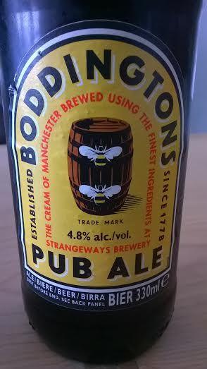 Boddingtons Pub Ale Best Before 1999 http://www.myvintagebeer.com/2014/10/boddingtons-pub-ale-best-before-1999.html