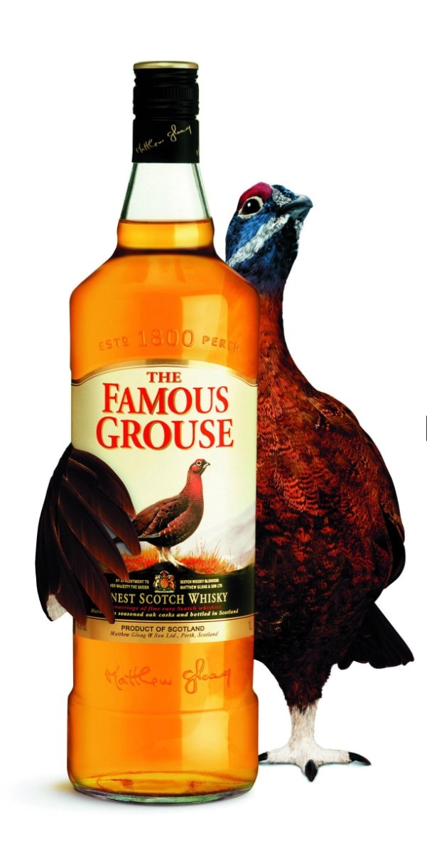 The Famous Grouse Whisky 750 Ml. - I officially like my father's whiskey.