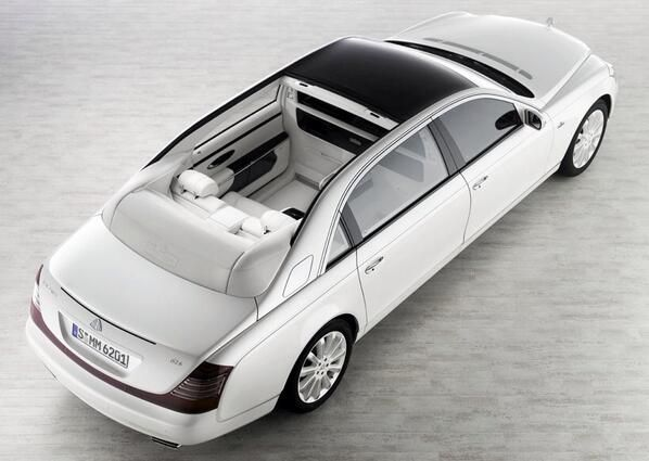 2014 maybach 62 landaulet 13m picture of luxury