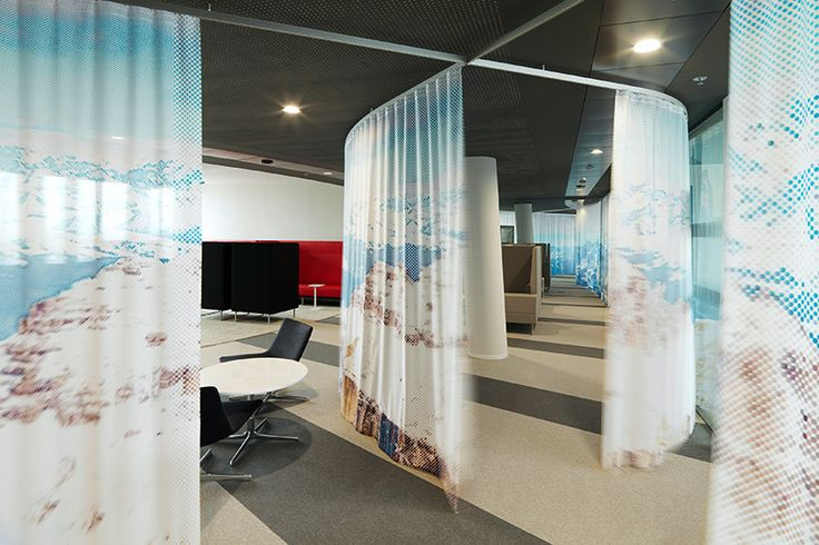 take a journey in the ÖBB group HQ by innocad & united everything