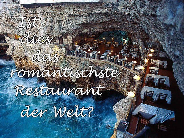 Ist dies das romantischste Restaurant der Welt?  https://www.travelcircus.de/urlaubsziele/romantisches-restaurant/