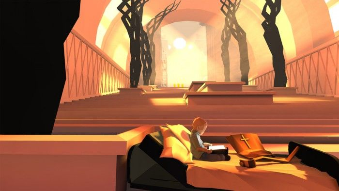 """""""That Dragon, Cancer"""": Themes like hope and faith are explored throughouth the game"""