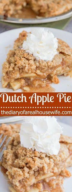 Dieser holländische Apfelkuchen ist einer meiner absoluten Favoriten. Etwas über …   – Torten Rezept