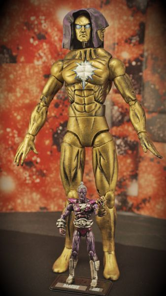 Magus and the Living Tribunal
