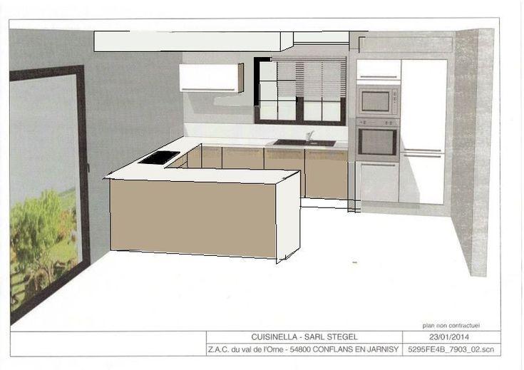 plan type cuisine type du0027une cuisine petit budget en u schema electrique cuisine 4 en u. Black Bedroom Furniture Sets. Home Design Ideas
