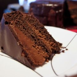 Chocolate Cubed Cake recipe - be sure to use #fair_trade chocolate & #sugar!