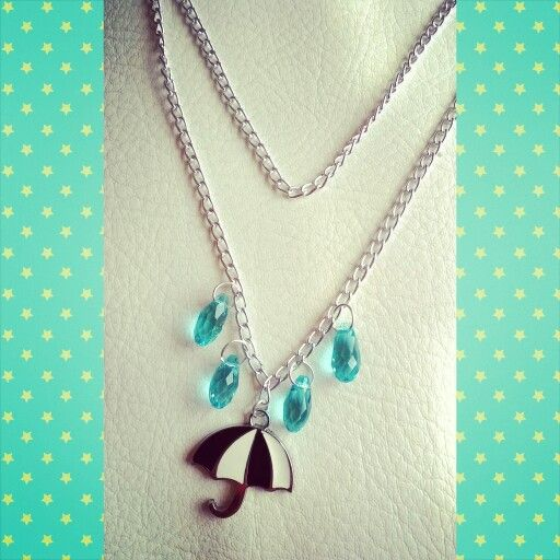 Collar Lluvia de Cristal ☔ $10000