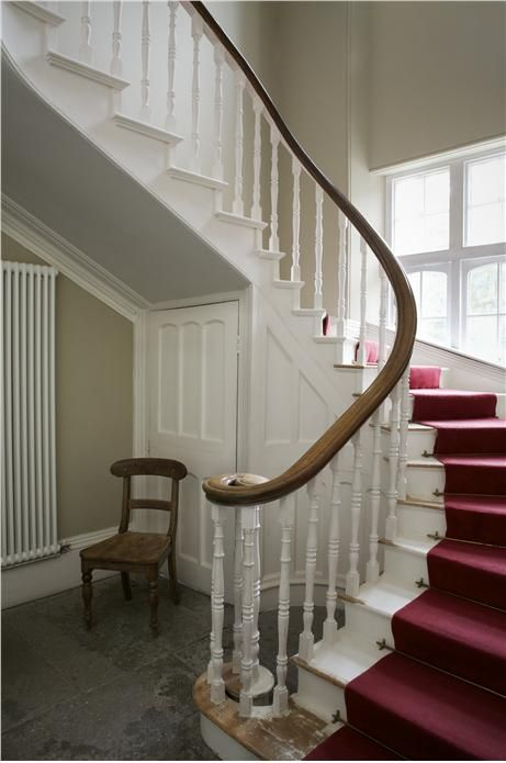 An inspirational image from Farrow and Ball - walls old white