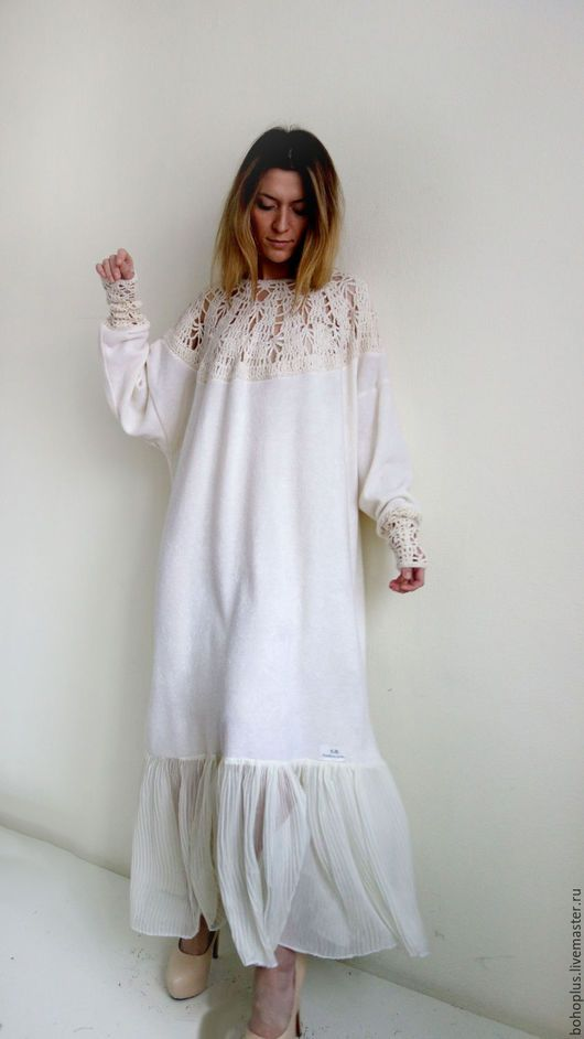 Платья ручной работы. Платье в богемном стиле