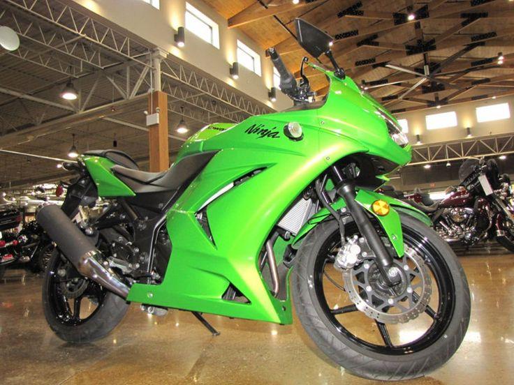 2012 Kawasaki NINJA 250R EX250-J NINJA 250R EX250 - Click to see full-size photo viewer