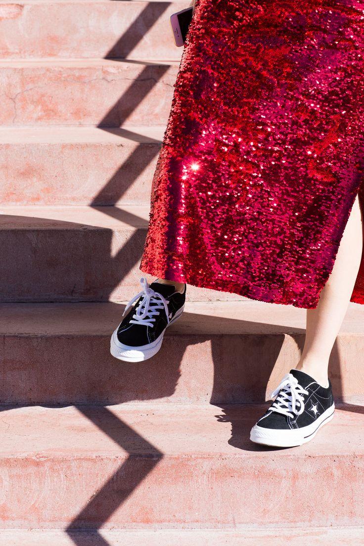 Kelly Thompson blog Converse Sneakers www.kellythompsoncreative.com photo by Wono Kim