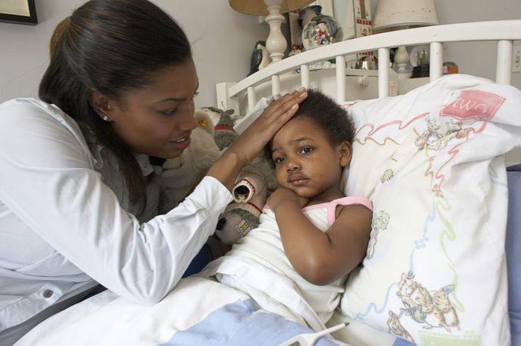 Tratar a los niños pequeños: remedios para un resfriado común | Muy Fitness
