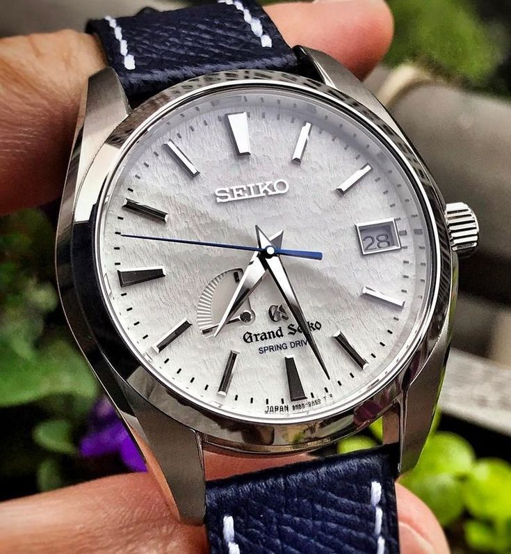 Nice watch seiko Grand seiko