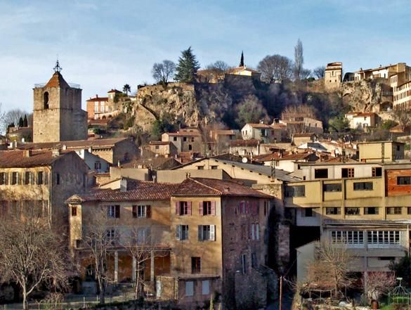Les Plus Beaux Villages de France: Barjols