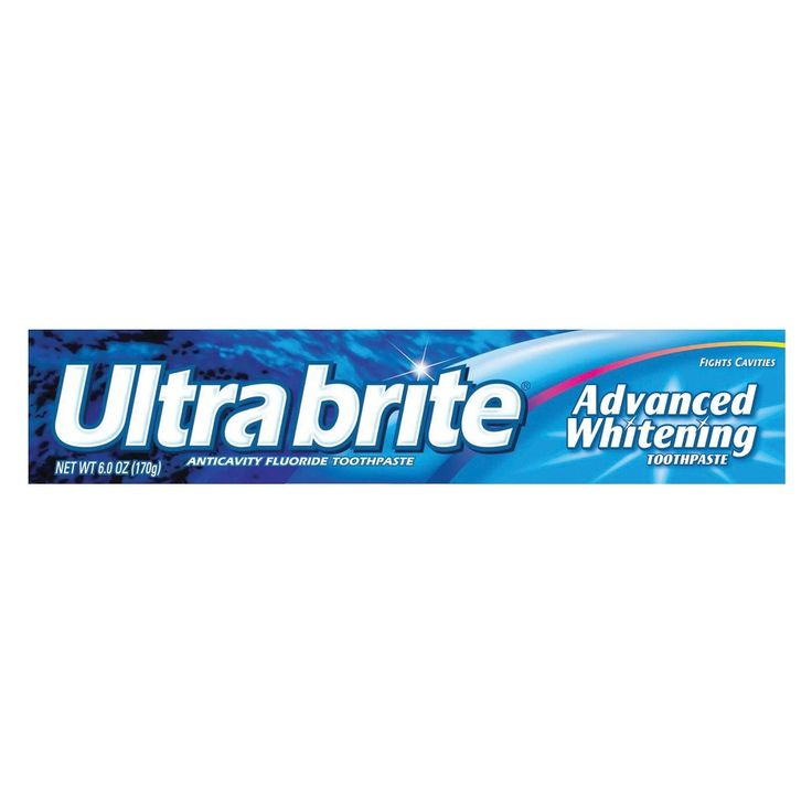 Ultrabrite All-in-One Advanced Whitening Clean Mint Toothpaste 6-oz.