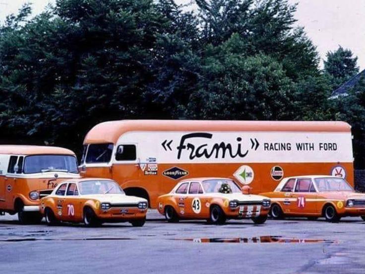 Team Frami in 2020 Touring car racing, Racing, Race cars