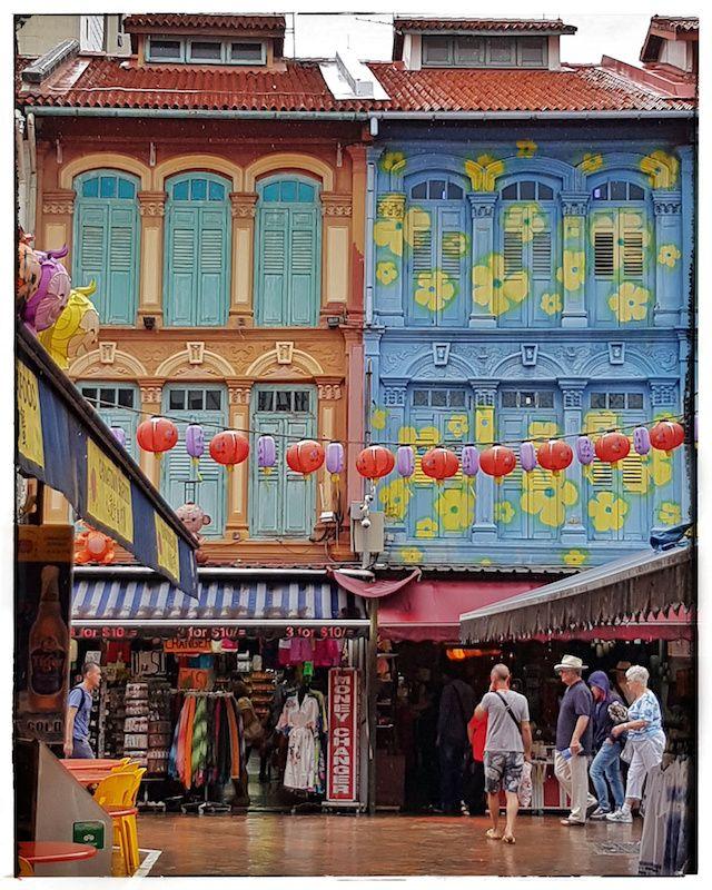 Quartier Chinois - Singapour