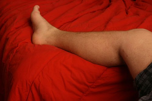 How to Prevent Restless Leg Syndrome (RLS) in 12 Steps - I used to have so much trouble sleeping due to this! Magnesium supplements have really helped.