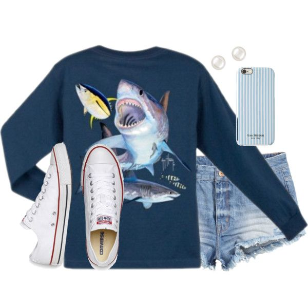 guy harvey and converse