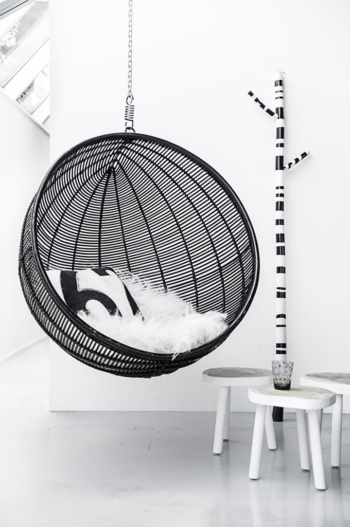 An ode to the hanging chair | 79 Ideas#.VBlTD3JxmHt#.VBlTD3JxmHt