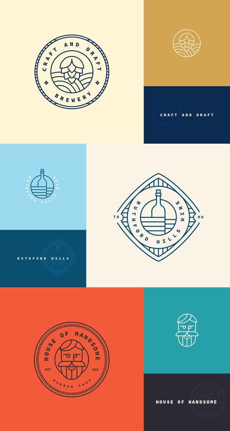 3-vintage-logo-templates