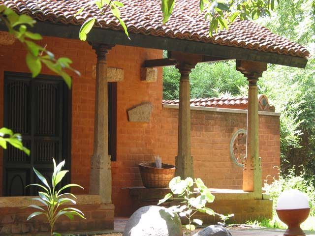 Architecture and design firm from Auroville | Courtyard ...