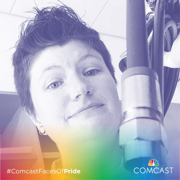 "What #Pride means to me: ""It means standing out by fitting in."" - Arlene McCann, Quality of Experience Manager 